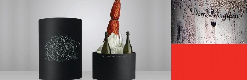 jamón y champan
