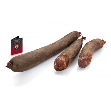 Chorizo Ibérique Capa Negra de Jabugo