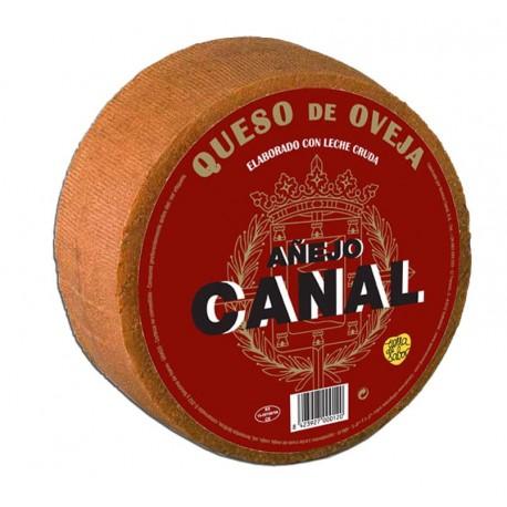 Fromages Canal Extra Vieux de Brebis