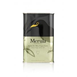 Aceite Oliva Virgen Extra Lata Merula