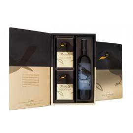 Estuche Marques de Valdueza Aceite y Vino