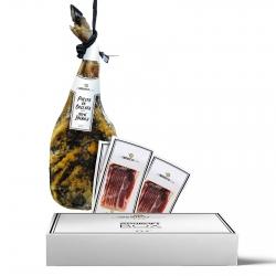 Loncheado de Paleta de bellota 100% ibérica ESIBÉRICO (Paleta entera loncheada)